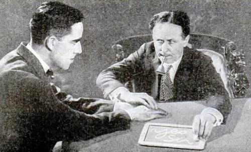 Houdini-tabliczka